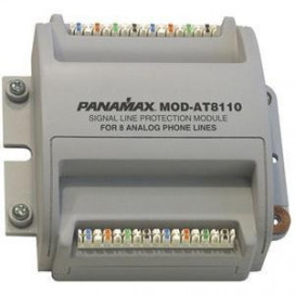 Module, Analog Tel, 8-Line w/ Punch Down