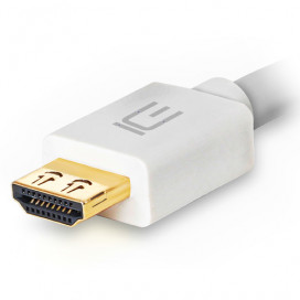 Cable HDMI ultra delgado 1 Mts.