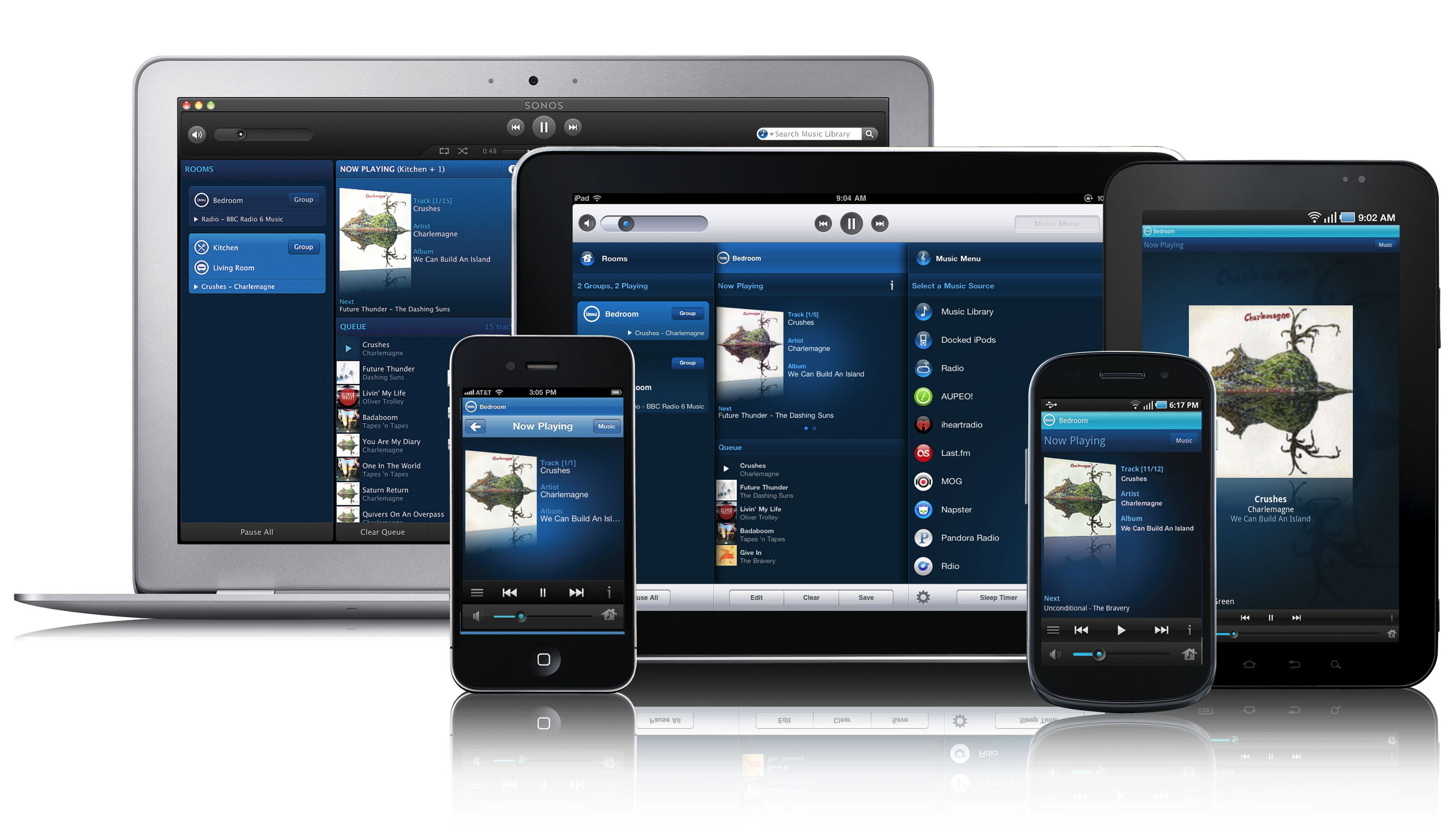 Sonos App Intech